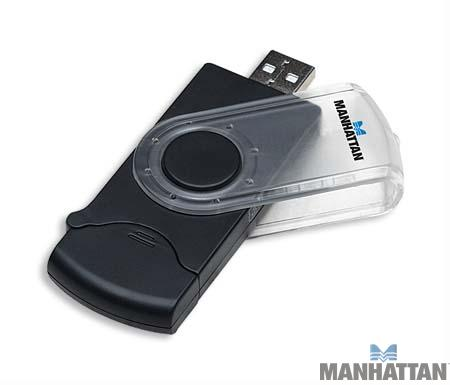 Manhattan Pocket Multi-Card Reader/Writer