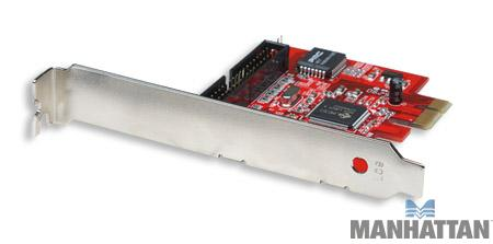 Manhattan PCI-Express ATA 133 RAID Controller Card