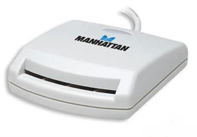 Manhattan Smart Card Reader