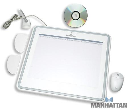 "Manhattan 9"" x 12"" Graphics Tablet"