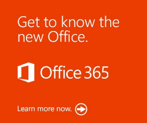 Microsoft Office 365 Home Premium 1 year subscription