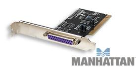Manhattan PCI Parallel Controller Card