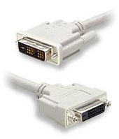 Manhattan 6' DVI-D Dual Link Male to Female Cable