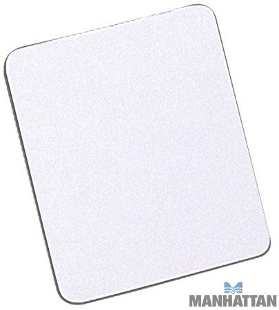 Manhattan White Premium Mouse Pad