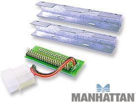 "Manhattan 2.5"" to 3.5"" Hard Drive Adapter Kit"