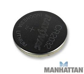 Manhattan CR2032 CMOS Battery