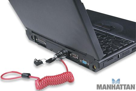 Manhattan Notebook Security Lock