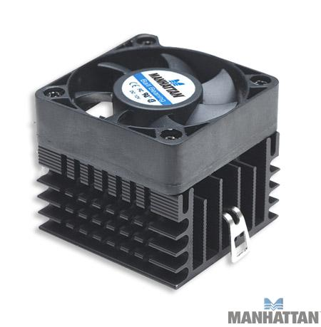 Manhattan Socket 7 / 370 CPU Cooler