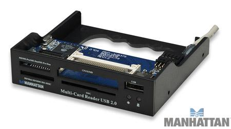 Manhattan Internal Card Reader