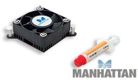 Manhattan Video Card Chipset Cooler