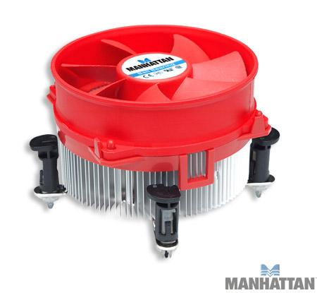 Manhattan Socket LGA775 CPU Cooler