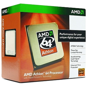 AMD Athlon 64 Sempron LE-1300 Processor
