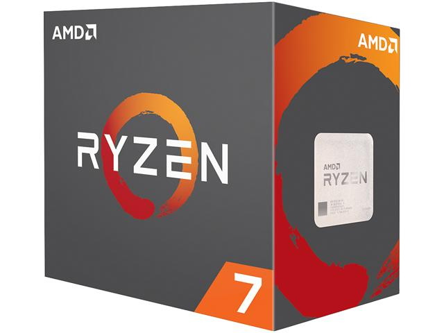 AMD RYZEN 7 1700X 8-Core 3.4 GHz (3.8 GHz Turbo) Socket AM4 Proc