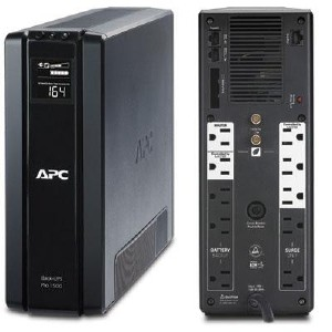 APC BR1500G 865Watt Battery Backup