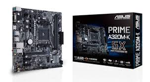 ASUS Prime A320M-K AM4 ATX MB