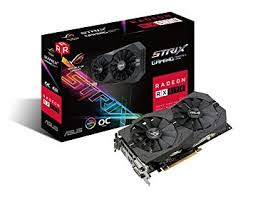 ASUS ROG-Strix RX 580 8GB PCI-Express