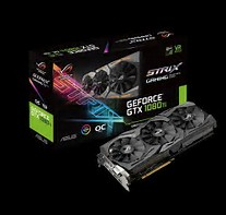 ASUS ROG-STRIX-GTX1080TI-011GB-GAMING PCI-E