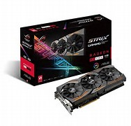 ASUS ROG Strix RX 580 4GB PCI-Express