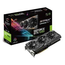 ASUS NIVIDIA Geforce GTX 1080 8GB STRIX-GTX1080-A8G-GAMING