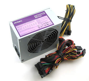 Antec EarthWatts EA650 650W continuous ATX power supply