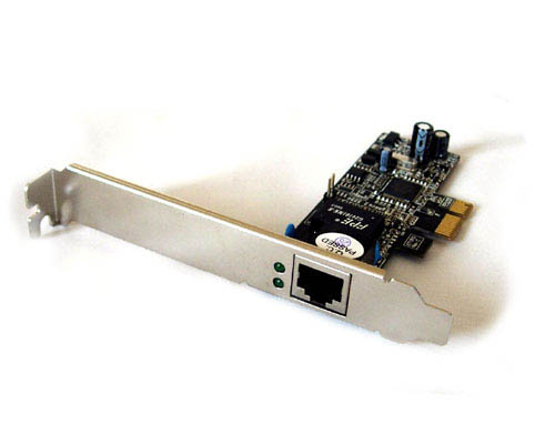Bytecc PCI Express Gigabit Ethernet Card