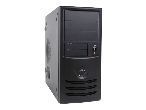 InWin C589T Mid-Tower Case with 350w ATX power supply