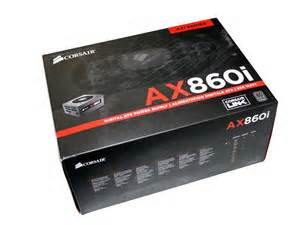 Corsair Professional AX860i digital ATX power supply