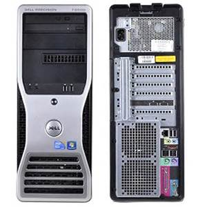 Pre-owned:Dell Workstation Precision T3500 Xeon 3.0G/12GB/240G S