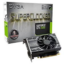 EVGA NIVIDIA Geforce GTX 1050 2GB SC Gaming PCI-E