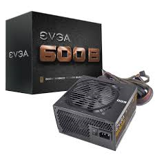 EVGA 600B 80PLUS Bronze ATX power supply