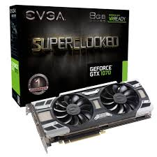 EVGA NIVIDIA Geforce RTX 2070 8G PCI-E