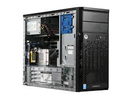 HP Proliant ML10V2 Tower Server: i3-4150/8GB/500GB/Tower w/350w
