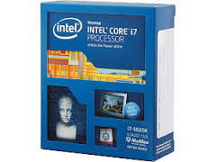 Intel LGA 2011-3 Haswell-E Quad Core i7-5820K retail w/o fan