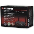 Intellinet Wireless Router 300N 3G with 4 ports switch