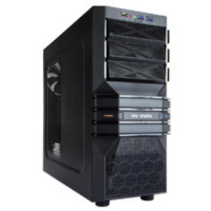 In Win MANA137 Black SEEC Steel ATX Mid-tower w/o power supply