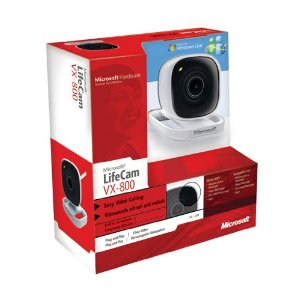Microsoft YFC-00001 LifeCam retail box
