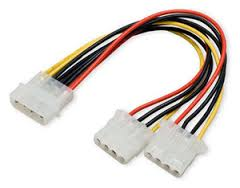 Molex Y Split Cable