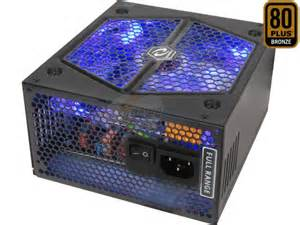 RaidMax 735W 80PLUS Bronze ATX power supply