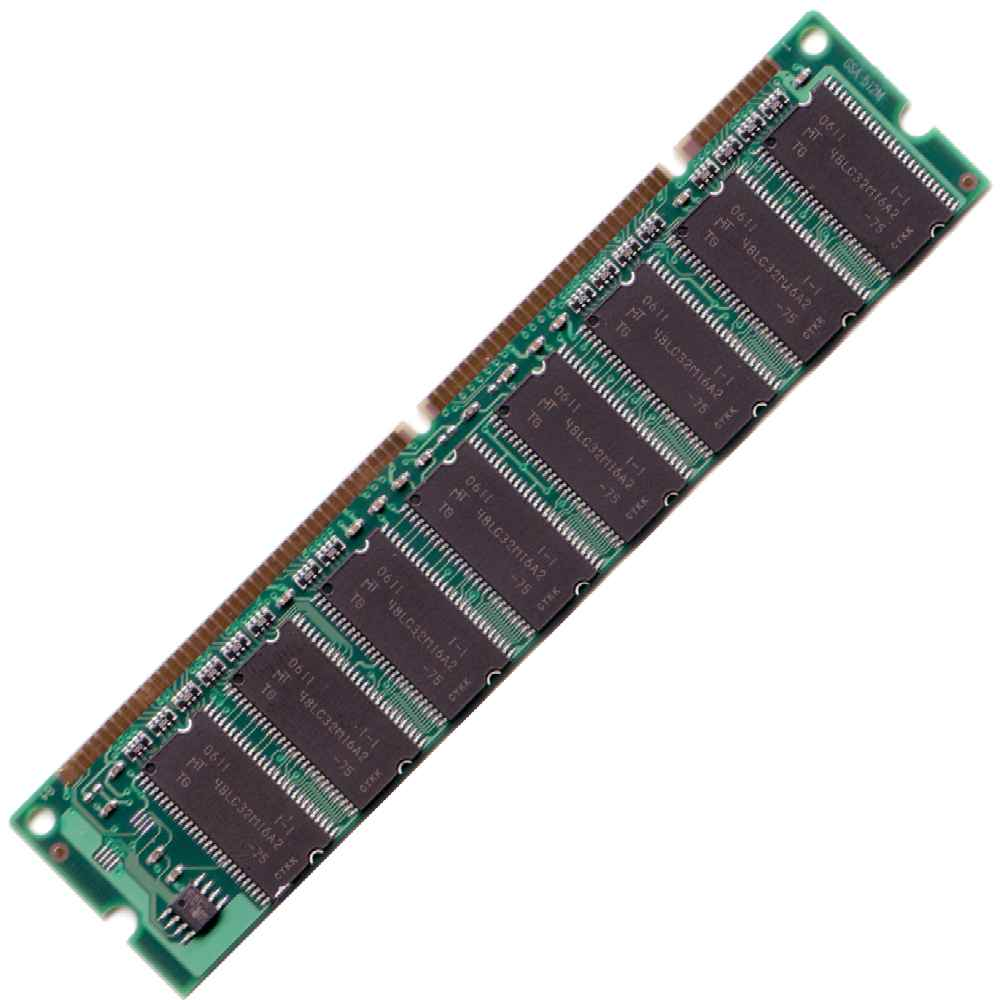 64Mb PC100/PC133 SDRAM 168pin