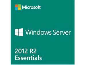 Microsoft Server EssentialS 2012 R2 OEM