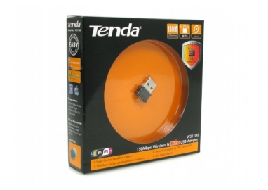 Tenda wireless N mini USB adapter