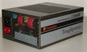 Thermaltake Toughpower 1200W 80PLUS Gold PS-TPD-1200MPCGUS-1