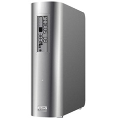 "WD My Book Studio 1TB 3.5"" USB 2.0/IEEE 1394B external HDD"