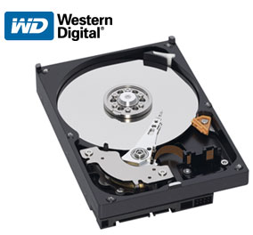 Western Digital Scorpio Blue 500GB SATA 3G 5400RPM SATA Notebook
