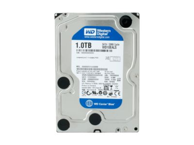 Western Digital Blue WD10EZEX 1TB 7200RPM 32M buffer 3.