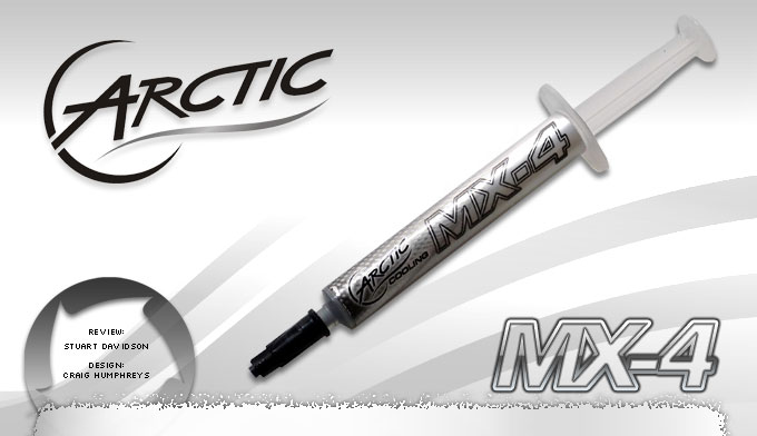 Artic MX-4 Thermal Compound 4G