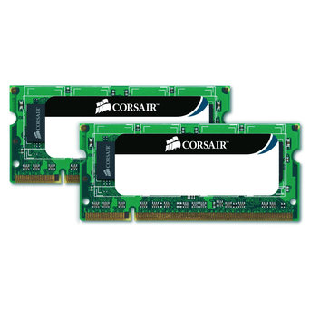Corsair 8GB (2X4GB) DDR3 1600/1333FSB 204pin SODIM for MAC