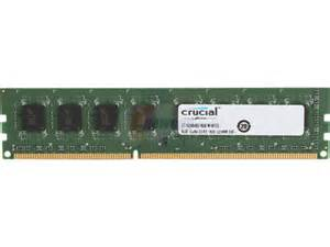 Crucial 8GB (1X8GB) DDR3 1600FSB 240pin
