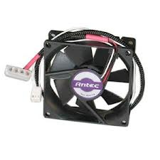 80 mm Fan ATX/AT 3Pin/4Pin Molex