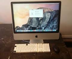 "Pre Owned : IMac 24"" C2D 2.93G/8G/640G HDD/OSX 11"